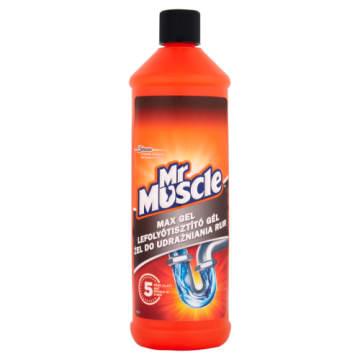 Żel do udrożniania rur Hydraulik - Mr Muscle. Obowiązkowy produkt w każdym domu.