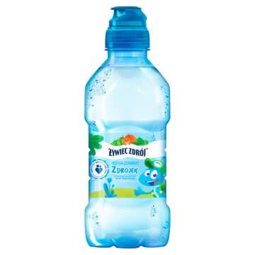 ŻYWIEC ZDRÓJ Zdrojek Naturalna woda źródlana niegazowana 330ml