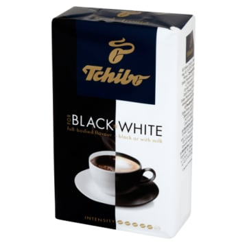 TCHIBO Black&White Kawa mielona 250g