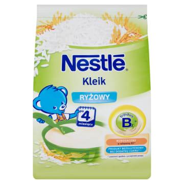 Kleik ryżowy - Nestle to przepyszny posiłek dla najmłodszych.
