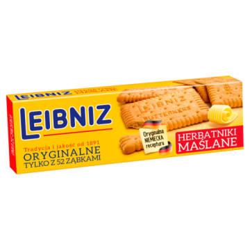 Herbatniki Maślane - Bahlsen