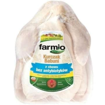 FARMIO Kurczak Babuni - tuszka (1600-2400g) 1.6kg