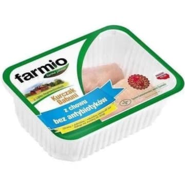 FARMIO Filet z kurczaka Babuni (400-700g) 400 g