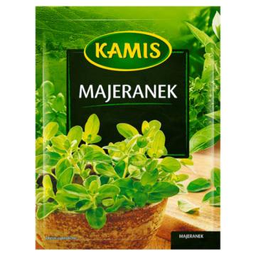 Kamis - Majeranek. Gwarantuje tradycyjny smak obiadu.
