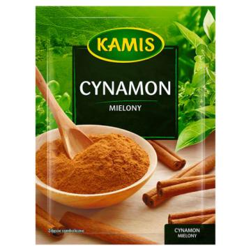 Cynamon mielony 15g - Kamis