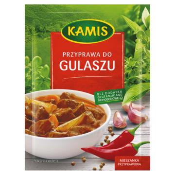 Kamis-Przyprawa do gulaszu. Wzmocni smak i aromat dania.