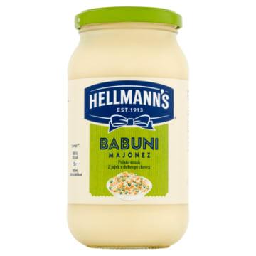 Majonez Babuni - Hellmans