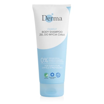 DERMA FAMILLY Żel do mycia 200 ml