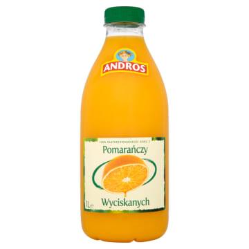 ANDROS Sok pomarańczowy 1l