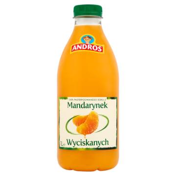 ANDROS Sok mandarynka 1l