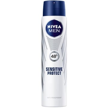 NIVEA MEN Sensitive Protect Antyperspirant w aerozolu 250 ml