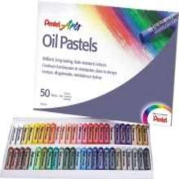 PENTEL Kredki pastele olejne 1szt