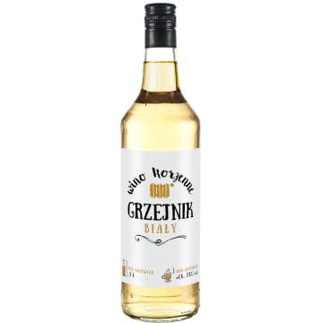 GRZEJNIK Wino białe 13% alk 1l
