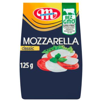 MLEKOVITA Ser Mozzarella classic 125g