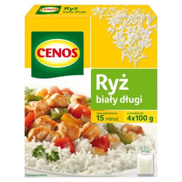 Cenos – Biały długi ryż -