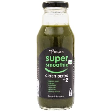 FIMARO Super Smoothie Zielony 300 ml