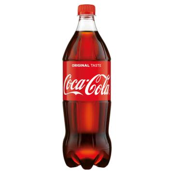 Coca Cola - napój gaszący pragnienie oraz pobudzający