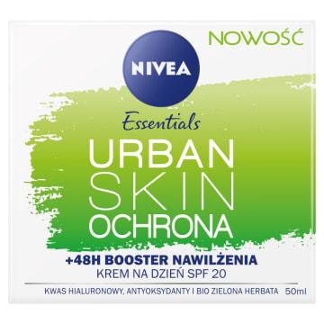 NIVEA Urban Skin Ochrona Krem na dzień 50g