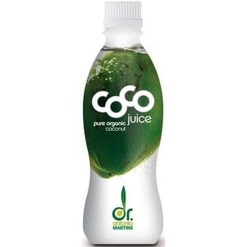 DR.MARTINS COCO Woda kokosowa naturalna BIO 330ml