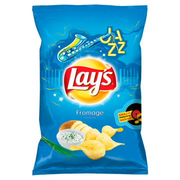 Chipsy Fromage TV Paka - Lays