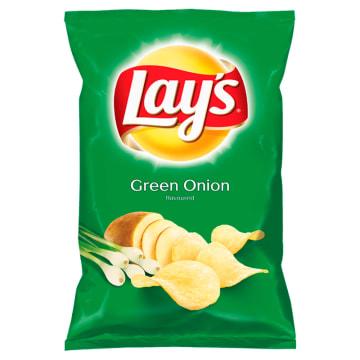 Chipsy Zielona Cebulka - Lays