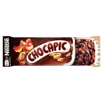 Baton zbożowy z płatkami czekoladowymi – Nestle to przekąska.