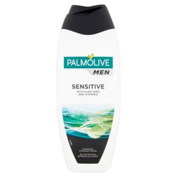 Żel pod prysznic Sensitive 500ml - Palmolive Men. Skutecznie myje i pozostawia piękny zapach.