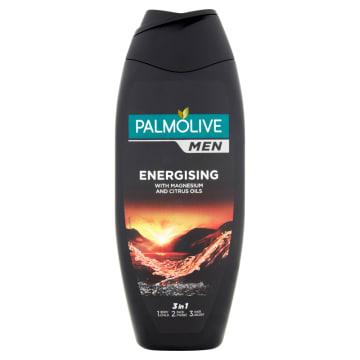 Palmolive Men - Żel pod prysznic Energizing. Do codziennej pielęgnacji skóry ciała.