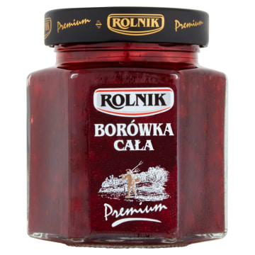 Borówka cała 314ml - Rolnik