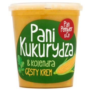 Zupa krem Pani Kukurydza&Kolendra - Pan Pomidor&Co