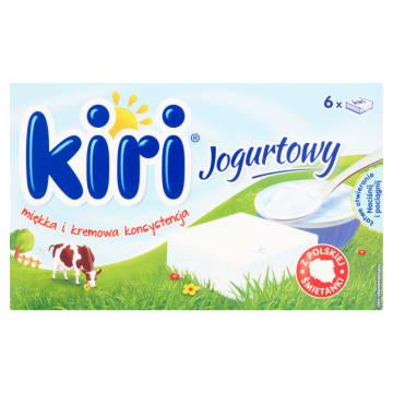 Serek - Kiri. Nowa wersja klasycznego serka topionego Kiri.