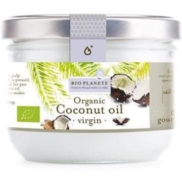 Olej kokosowy nierafinowany Bio Planete