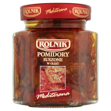 Pomidory suszone w oleju-Rolnik