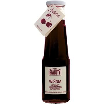 BIAŁUTY Koncentrat soku wiśniowego 305ml