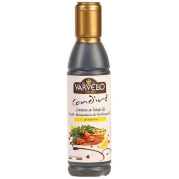 VARVELLO Krem z octu balsamicznego cytrynowy 250ml