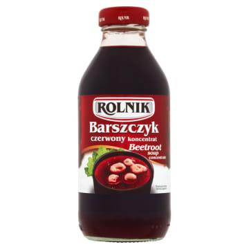 Barszczyk czerwony koncentrat - Rolnik