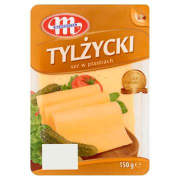 MLEKOVITA Ser Tylżycki w plastrach 150g