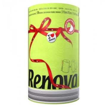 RENOVA Red Label Ręcznik papierowy Green 1szt