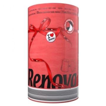 RENOVA Red Label Ręcznik papierowy Red 1szt
