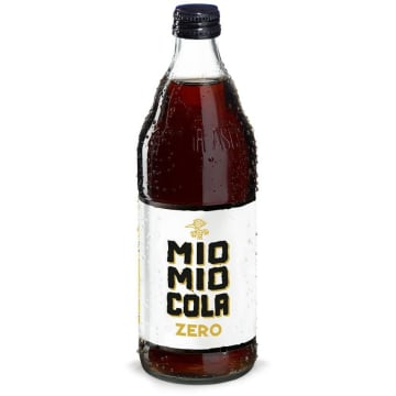 MIO MIO MATE Cola Zero Naturalna mocna kofeina z naturalnym orzechem 500ml