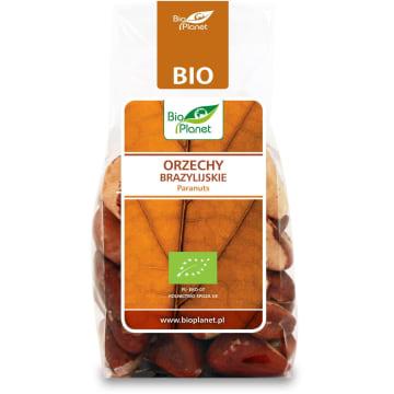 Orzechy brazylijskie Bio - Bio Planet. Ekologiczny produkt z Ameryki Południowej