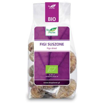 Figi suszone Bio - Bio Planet. Idealna przekąska o każdej porze.