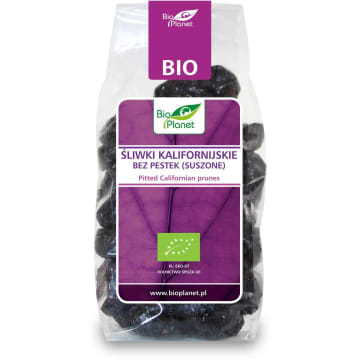 Śliwki suszone bez pestek - Bio Planet