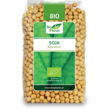 Soja – Bio Planet to produkt, który jest bardzo popularny zwłaszcza w kuchni azjatyckiej.