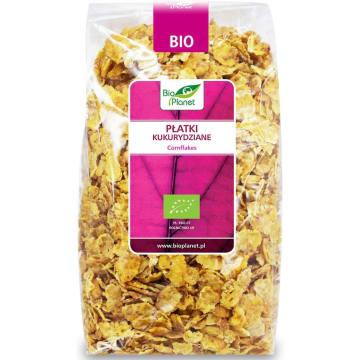 Płatki kukurydziane Bio Planet