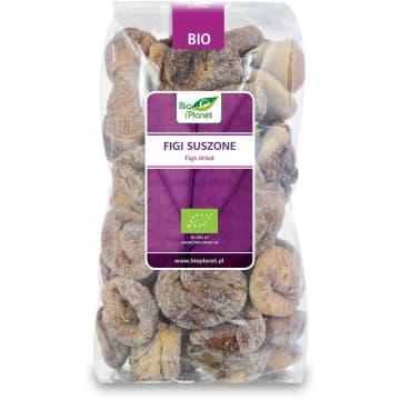 Figi suszone bio - Bio Planet. Bogate w sole mineralne suszone figi.