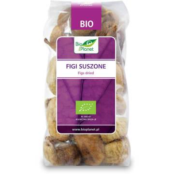 Figi suszone BIO 400 g - Bio Planet. Są pyszne w smaku i bardzo zdrowe.