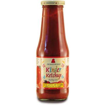 Ketchup pomidorowy dla dzieci - bez cukru - Zwergenwiese