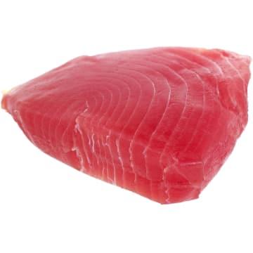 Swieża polędwica z tuńczyka -smaczne mięso Frisco Fish