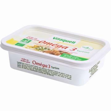Margaryna Omega-3 - Vitaquell. Idealna alternatywa dla zwykłego masła.